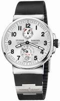 Ulysse Nardin Marine Chronometer Manufacture 43mm Mens Wristwatch 1183-126-3.61