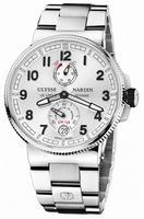 Ulysse Nardin Marine Chronometer Manufacture 43mm Mens Wristwatch 1183-126-7M.61