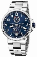 Ulysse Nardin Marine Chronometer Manufacture 43mm Mens Wristwatch 1183-126-7M.63