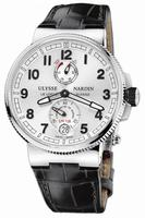 Ulysse Nardin Marine Chronometer Manufacture 43mm Mens Wristwatch 1183-126.61