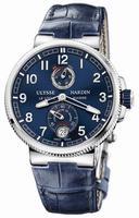 Ulysse Nardin Marine Chronometer Manufacture 43mm Mens Wristwatch 1183-126.63