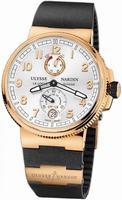 Ulysse Nardin Marine Chronometer Manufacture 43mm Mens Wristwatch 1186-126-3.61
