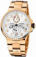 Ulysse Nardin Marine Chronometer Manufacture 43mm Mens Wristwatch 1186-126-8M.61