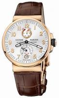 Ulysse Nardin Marine Chronometer Manufacture 43mm Mens Wristwatch 1186-126.61