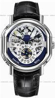 Daniel Roth Ellipsocurvex Perpetual Calendar Time Equation Mens Wristwatch 121-Y-70-722-CM-BD