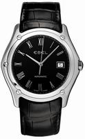 Ebel Classic Automatic XL Mens Wristwatch 1215631