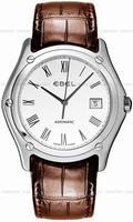 Ebel Classic Automatic XL Mens Wristwatch 1215632