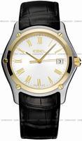 Ebel Classic Mens Wristwatch 1215650