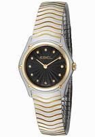 Ebel Sport Classic Womens Wristwatch 1256F24/15925