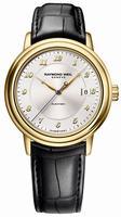 Raymond Weil Maestro Date Mens Wristwatch 12837-G-05658