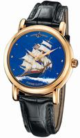Ulysse Nardin Caprice Mens Wristwatch 136-11/FLC