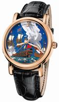 Ulysse Nardin Caprice Mens Wristwatch 136-11/PORT