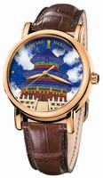 Ulysse Nardin Caprice Mens Wristwatch 136-11/TEM