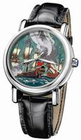 Ulysse Nardin Caprice Mens Wristwatch 139-10/PORT