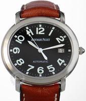 Audemars Piguet Millenary Date Automatic Mens Wristwatch 15016ST.OO.D080VS.01