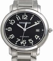 Audemars Piguet Millenary Date Automatic Mens Wristwatch 15049ST.OO.1136ST.01