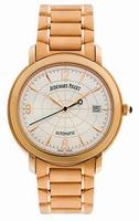 Audemars Piguet Millenary Date Automatic Mens Wristwatch 15051OR.OO.1136OR.01
