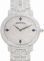 Audemars Piguet Ladies Millenary Gem Set Wristwatch 15109BC.ZZ.8041BC.01