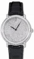 Audemars Piguet Ladies Jules Audemars Full Pave Wristwatch 15123BC.ZZ.A001CR.01