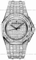 Audemars Piguet Royal Oak Mens Wristwatch 15130BC.ZZ.8042BC.01