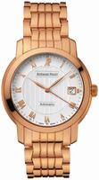 Audemars Piguet Jules Audemars Automatic Mens Wristwatch 15135OR.OO.1206OR.01