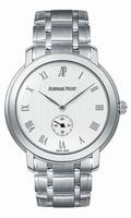 Audemars Piguet Jules Audemars Small Seconds Mens Wristwatch 15155BC.OO.1226BC.01