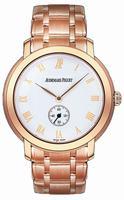 Audemars Piguet Jules Audemars Small Seconds Mens Wristwatch 15155OR.OO.1229OR.01