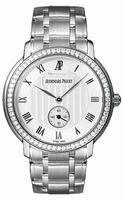 Audemars Piguet Jules Audemars Small Seconds Mens Wristwatch 15156BC.ZZ.1229BC.01