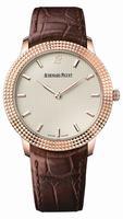 Audemars Piguet Classique Clous De Paris Mens Wristwatch 15163OR.GG.A088CR.01