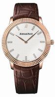 Audemars Piguet Classique Clous De Paris Mens Wristwatch 15163OR.GG.A088CR.02