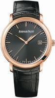 Audemars Piguet Jules Audemars Selfwinding Mens Wristwatch 15170OR.OO.A002CR.01