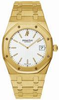Audemars Piguet Royal Oak Automatic Mens Wristwatch 15202BA.OO.0944BA.01