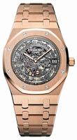 Audemars Piguet Royal Oak Openworked Extra-Thin Mens Wristwatch 15204OR.OO.1240OR.01