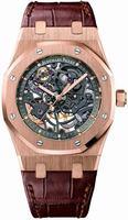 Audemars Piguet Royal Oak Automatic Skeleton Mens Wristwatch 15305OR.OO.D088CR.01