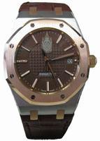 Audemars Piguet Royal Oak King of Thailand Mens Wristwatch 15311SR.OO.D088CR.01