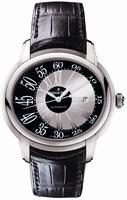 Audemars Piguet Millenary Automatic Mens Mens Wristwatch 15320BC.OO.D002CR.01