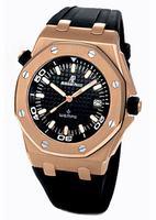 Audemars Piguet Royal Oak Offshore Scuba Wempe Mens Wristwatch 15340OR.OO.D002CA.01