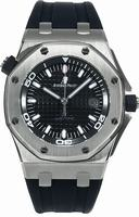 Audemars Piguet Royal Oak Offshore Scuba Wempe Mens Wristwatch 15340ST.OO.D002CA.01