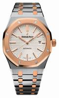 Audemars Piguet Royal Oak Self Winding 41mm Mens Wristwatch 15400SR.OO.1220SR.01