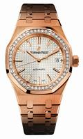 Audemars Piguet Royal Oak Self Winding Ladies Wristwatch 15451OR.ZZ.1256OR.01