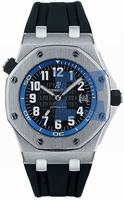Audemars Piguet Royal Oak Offshore Scuba Mens Wristwatch 15701ST.OO.D002CA.02