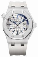 Audemars Piguet Royal Oak Offshore Diver Mens Wristwatch 15707CB.OO.A010CA.01