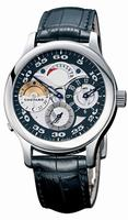 Chopard L.U.C Tech Regulator Mens Wristwatch 16.8449