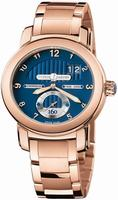 Ulysse Nardin 160th Anniversary Mens Wristwatch 1602-100-8M