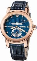 Ulysse Nardin 160th Anniversary Mens Wristwatch 1602-100