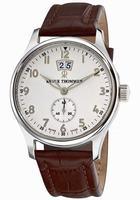 Revue Thommen Air Speed Mens Wristwatch 16060-2532