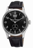 Revue Thommen Air Speed Mens Wristwatch 16060-2537