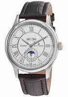 Revue Thommen Moonphase Mens Wristwatch 16066-2532