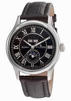 Revue Thommen Moonphase Mens Wristwatch 16066-2537