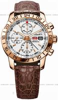 Chopard Mille Miglia GMT Mens Wristwatch 161267-5001BR